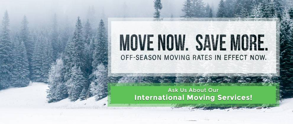 Move Now. Save More.