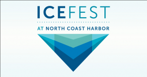 Ice Fest North Coast Harbor logo